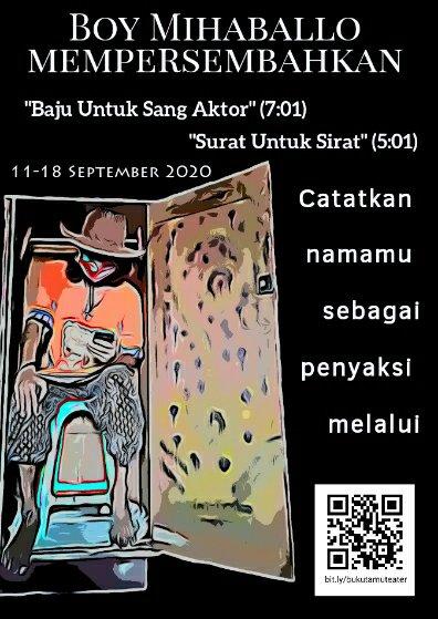 Poster Teater Tanpa Penonton 4.1